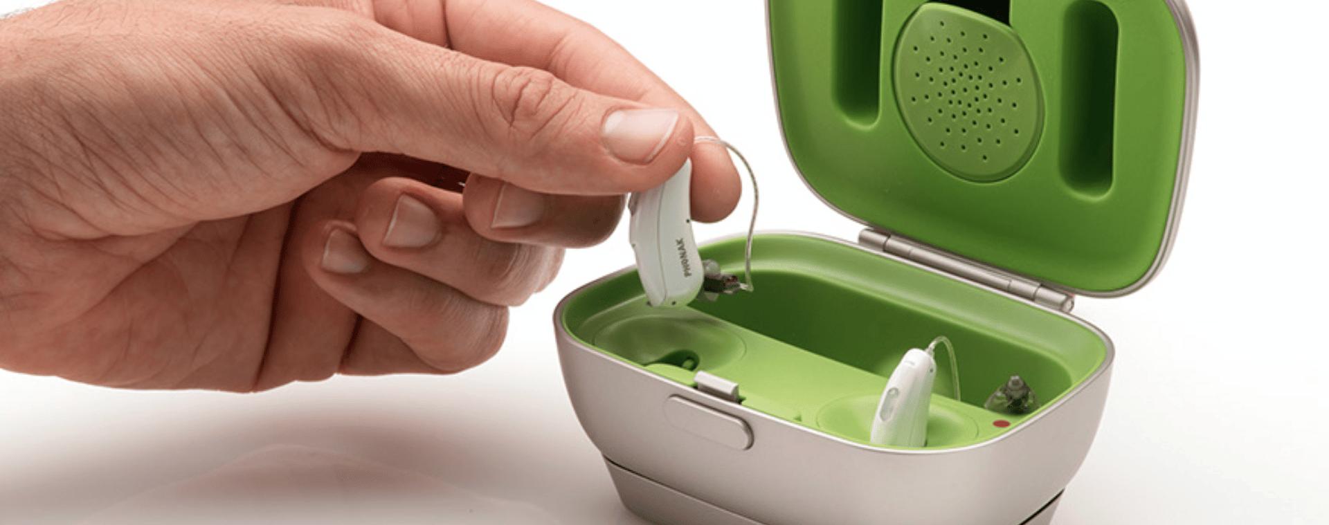 entretien prothèses auditives